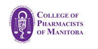 College of Pharmacists of Manitoba logo