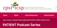 PATIENT Podcast Series